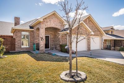 Amarillo Single Family Home For Sale: 420 Cedar Meadow Cir