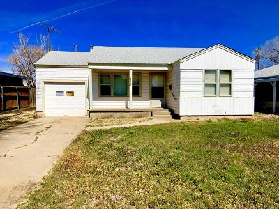 Amarillo Single Family Home For Sale: 4208 King Ave