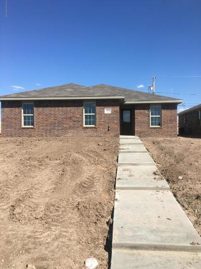 Amarillo Single Family Home For Sale: 6905 Gemini