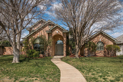 Amarillo Single Family Home For Sale: 7728 Whippoorwill Ln