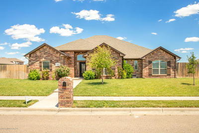 Amarillo Single Family Home For Sale: 8111 Knoxville Dr