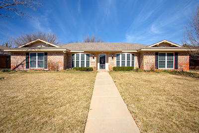 Amarillo Single Family Home For Sale: 6512 Sandie Dr