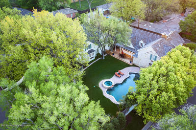 Amarillo Single Family Home For Sale: 2817 Lipscomb St