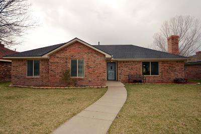 Randall County Single Family Home For Sale: 7016 Fulham Dr