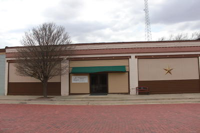 Panhandle Commercial For Sale: 105 Main Street