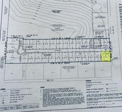 Residential Lots & Land For Sale: 7301 Autumn Dr