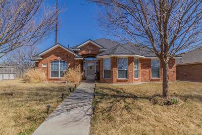 Amarillo Single Family Home For Sale: 5801 Rusk St
