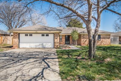 Amarillo Single Family Home For Sale: 6205 Harvard St