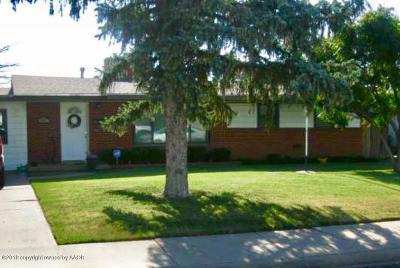 Amarillo Single Family Home For Sale: 1821 Lawson Ln