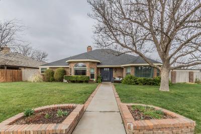 Amarillo Single Family Home For Sale: 3506 Cinderella Ln