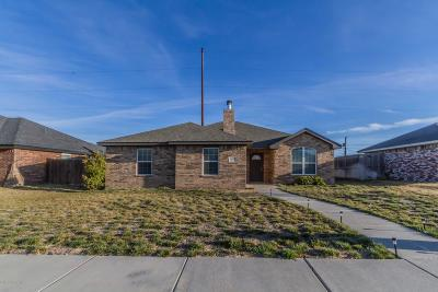 Amarillo Single Family Home For Sale: 1420 59th Ave