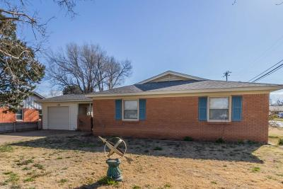 Amarillo Single Family Home For Sale: 3323 Janet Dr