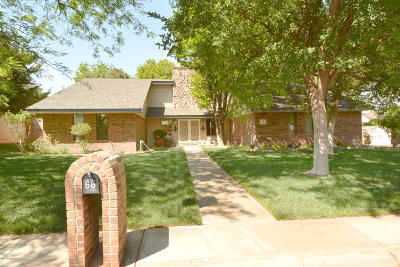 Canyon Single Family Home For Sale: 66 Hunsley Hills Blvd