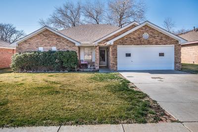 Amarillo Single Family Home For Sale: 4209 Relatta Ave