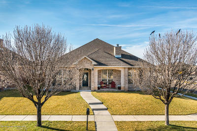 Amarillo Single Family Home For Sale: 9105 Shylana Ave