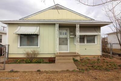 Amarillo Single Family Home For Sale: 4303 Washington St