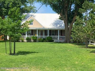 Single Family Home For Sale: 5211 River Rd
