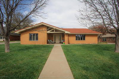 Canyon Single Family Home For Sale: 8 Yucca Cir