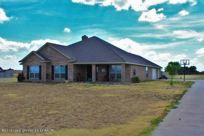Bushland Single Family Home For Sale: 5500 Cedar Springs Trl