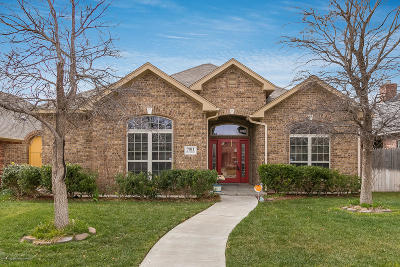 Potter County, Randall County Single Family Home For Sale: 7911 Pineridge Dr