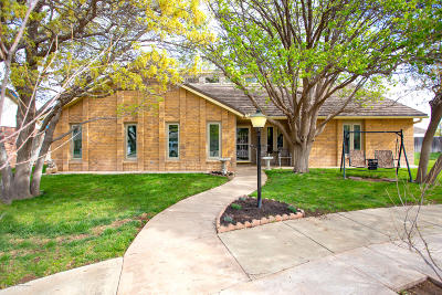 Amarillo Single Family Home For Sale: 6204 Edgeware Pl
