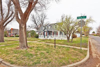 Amarillo Single Family Home For Sale: 2900 Polk St