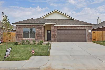 Canyon Single Family Home For Sale: 17 Faith Step Ln