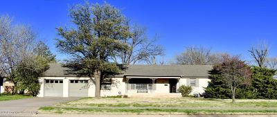 Hereford Single Family Home For Sale: 132 Texas