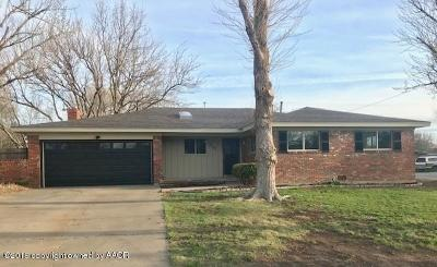 Potter County, Randall County Single Family Home For Sale: 6100 Adirondack Trl
