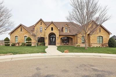 Amarillo Single Family Home For Sale: 18 Sandhills Ln