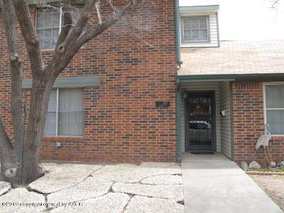 Amarillo Condo/Townhouse For Sale: 1517 Alabama