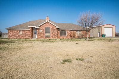 Canyon Single Family Home For Sale: 17500 Lake Ridge Dr