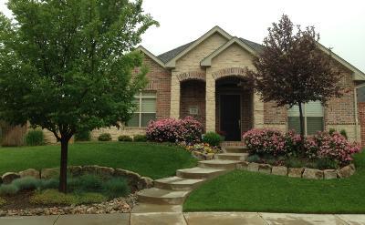 Amarillo Single Family Home For Sale: 7705 Pilgrim Dr