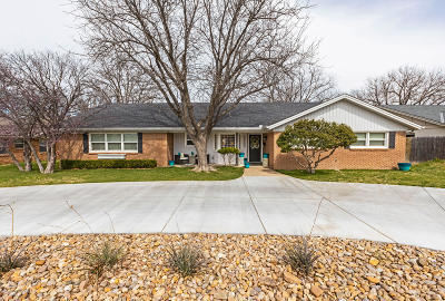 Amarillo Single Family Home For Sale: 4003 Julie Dr