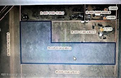 Amarillo Residential Lots & Land For Sale: Fm 1541 (Washington)