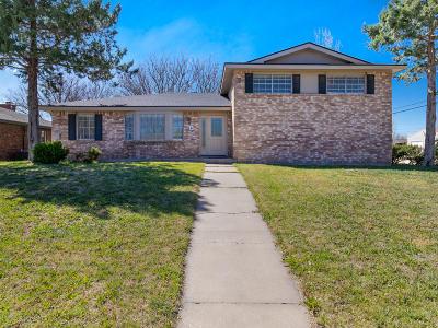 Amarillo Single Family Home For Sale: 5100 Shawnee Trl