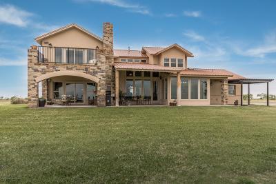 Amarillo Single Family Home For Sale: 6551 White Bluff Trl