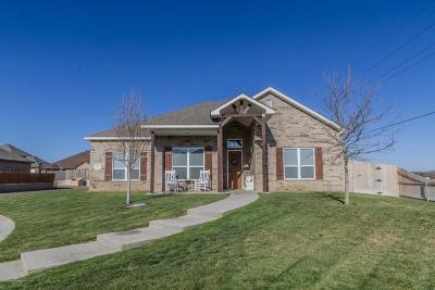 Amarillo Single Family Home For Sale: 7300 Kodiak Ave