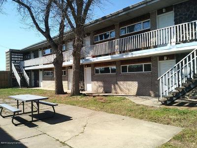 Amarillo Multi Family Home For Sale: 909 Jackson