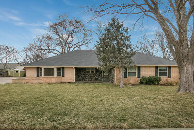 Canyon Single Family Home For Sale: 22 Hunsley Hills Blvd