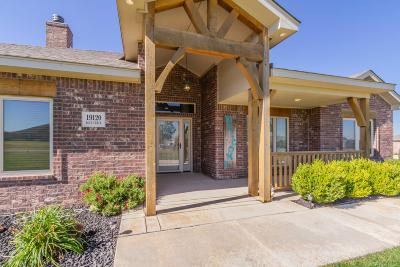Amarillo Single Family Home For Sale: 19120 Blue Creek Dr