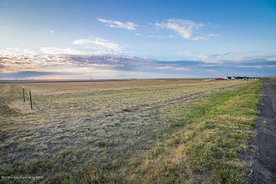 Amarillo Residential Lots & Land For Sale: Hill Rd +/-14.2 Acres