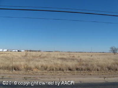 Amarillo Residential Lots & Land For Sale: 1111 Jackson St