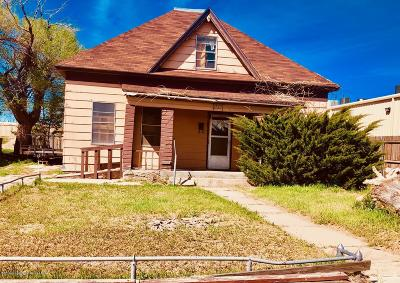 Amarillo Single Family Home For Sale: 1723 11th Ave