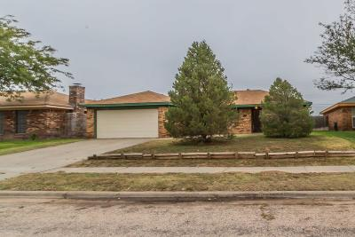 Amarillo Single Family Home For Sale: 1112 Sugarloaf Dr