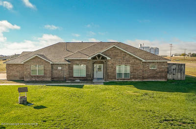 Bushland Single Family Home For Sale: 19151 Sundancer Lane