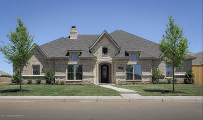 Amarillo Single Family Home For Sale: 6401 Isabella Dr