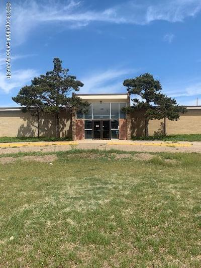 Amarillo Commercial For Sale: 513 Ross St