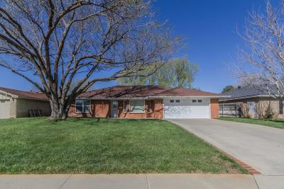 Amarillo Single Family Home For Sale: 3926 Barclay Dr