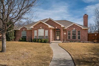 Single Family Home For Sale: 6019 Riley Elizabeth Pl
